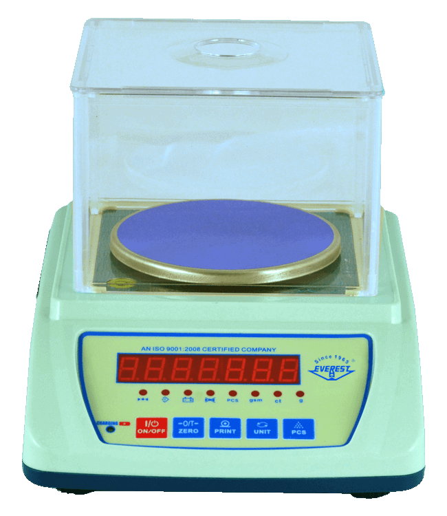 Jewellery scales is a Jewell weighing scale manufactured by Everest Scales Company Coimbatore, the model name is EJT11