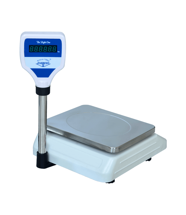 Electronic Table Top Scales - ETMB01 - Manufactured by Everest Scales Coimbatore