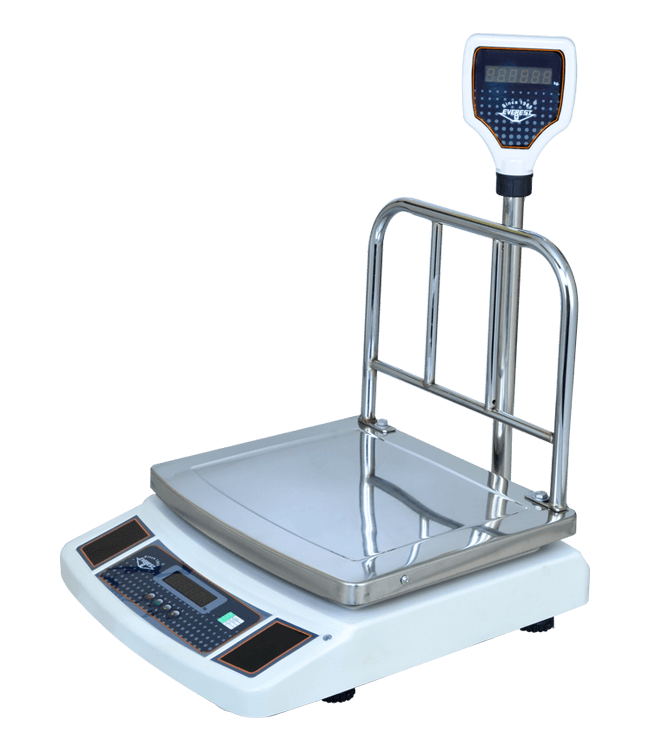 Electronic Table Top Scales - ETVB03 - Manufactured by Everest Scales Coimbatore