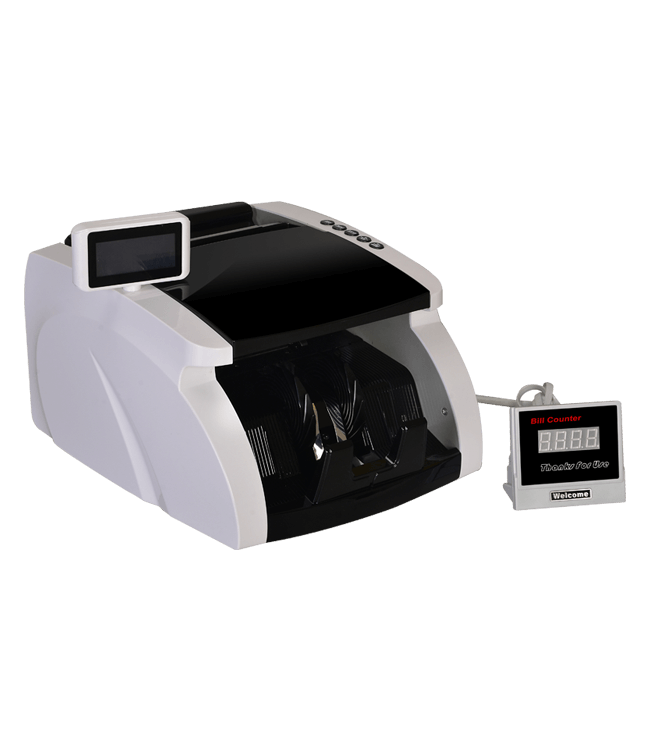 Cash Counters - the product from Everest Scales